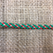 Red, green and gold Cording