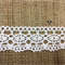 Cream Cotton Lace