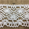 Wide Cream Cotton Lace