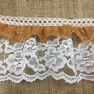 Wide Insertion Lace