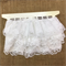 Wide Insertion Lace with a Skirt