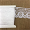 Wide White Lace 9cm