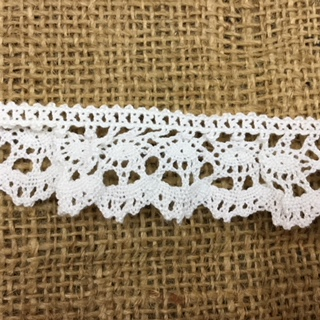 Stretchy Lace 3cm Wide