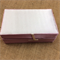 Rectangular Satin  Covered Jewellery Boxes ready for Embroidery