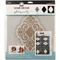 Plaid FolkArt Home Decor Layering Stencil Medallion, 24.13cm x 21.59cm,3 pc set