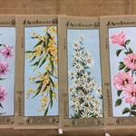 Tapestry - AustImages - Australiana Flowers