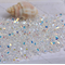 36 Clear AB 5mm Xilion Swarovski element bicone Crystal 001 # 5328