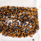 12 Vintage Swarovski  Vitrail Dark AB crystal rhinestone chaton 2.7-2.8mm SS10