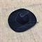 Black Flocked Cowboy Hat