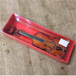 Miniature Violin for Doll or Teddy Bear