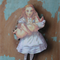 Christmas Gift ~ Alice in Wonderland Brooch ~ DIY Project ~ Rainy Day Project