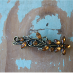 Christmas Gift ~ Beaded Hair Clip ~ DIY Project ~ School Hols/Rainy Day Project