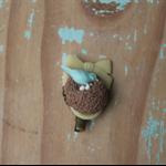 Mother's Day Gift ~ Bird's Nest Hair Clip ~ Blue Robbin Nest Hair Pin