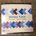 Winter Fun - Paper Pack