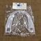 Acrylic D Diameter Bag Handles