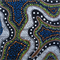 Possum Dreaming Aboriginal Fabric - 112 cm