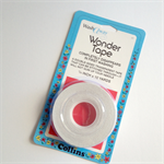 Wonder Tape - Double Sided Wash Away -  6mm
