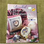 Book - Beaded Cross Stitch Treasures