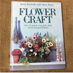 Book - Flower Craft - Jenny Raworth with Susan Berry