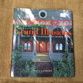 "Book - ""Creating Grand Illusions"" by Peta Laurisen"