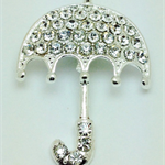 Needle Minder - Crystal Umbrella - UMB0001C