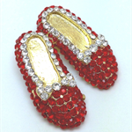 Needle Minder - Crystal Red Shoes