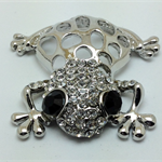 Needle Minder - Silver Frog - FRO0003C