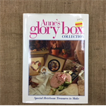 Book - Anne's Glory Box Collection - Special Heirloom Treasures to Make