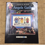 Dimensions Cross Stitch Leaflet - Angels Gather by Debbie Mumm