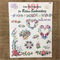 101 Iron-on Transfers for Ribbon Embroidery by Deanna Hall West