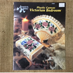 Plastic Canvas Book - Victorian Bedroom