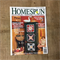 Magazine - Back Issue of Australian Homespun - patchwork, quilting, stitchery