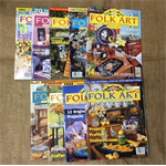 Back Issues - Folk Art and Decorative Painting