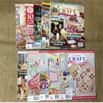 Back Issues of Australian Country Craft (see description for volumes available