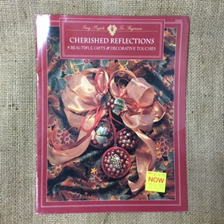Booklet Cherished Reflections - 9 beautiful gifts and decorative touches