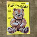 Folk Art Teddies Volume 4 by Lyla Kimble