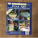Folk Art and Decorative Painting - over 20 original and inspirational designs