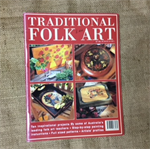 Book - Traditional Folk Art - 10 Inspirational projects