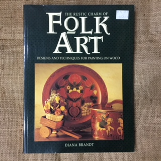 Book - The Rustic Charm of Folk Art by Diana Brandt