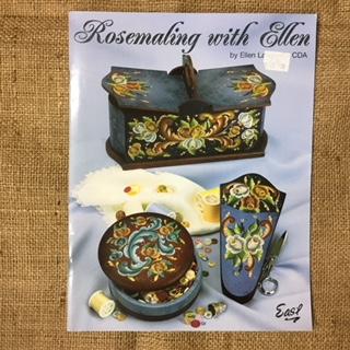 Book - Rosemaling with Ellen Landwehr