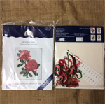 DMC Australiana Counted Cross Stitch Kit - Waratah