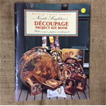 Book - Nerida Singleton's Decoupage Project Kit Book