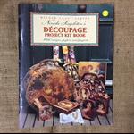 Book - Nerida Singleton's Decoupage Project Kit Book