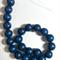 Round Bead | Royal Blue