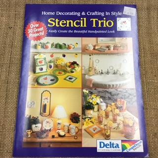 Leaflet - Stencil Trio