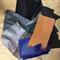 Bag of Leather Scraps
