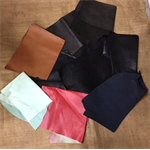 Bag of Leather Scraps
