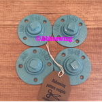 Sewing Pattern Weights - set of 4 aqua weights