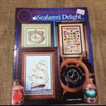 Book - Cross Stitch - Seafarer's Delight