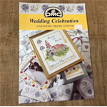 Book - DMC Counted Cross Stitch - Wedding Celebration